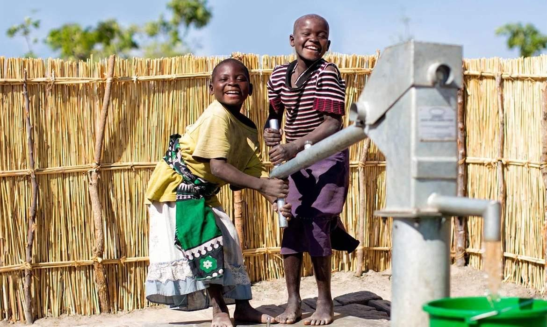 Отправка антивирусного ПО в Нигерию